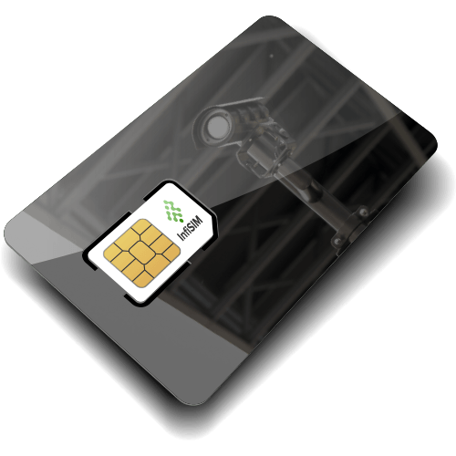 Global M2M SIM cards with Fixed IP by InfiSIM
