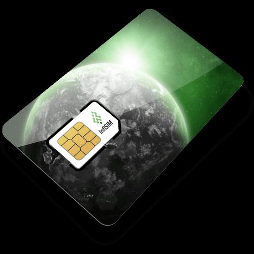 Global M2M SIM Cards by InfiSIM